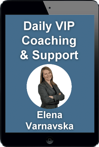 Daily VIP Coaching & Support