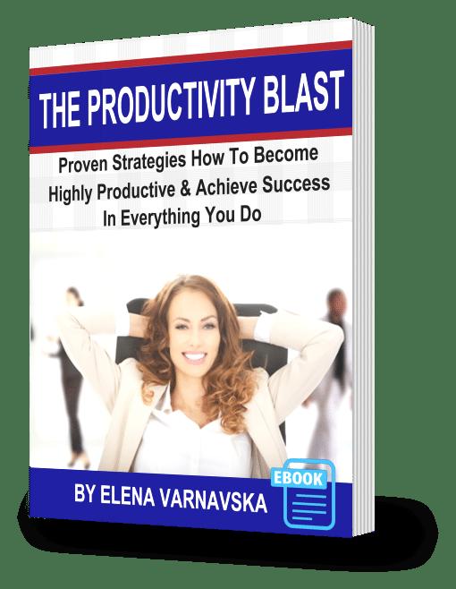 Productivity Blast eBook